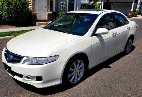 2008 Acura TSX for sale at Pak1 Trading LLC in South Hackensack NJ
