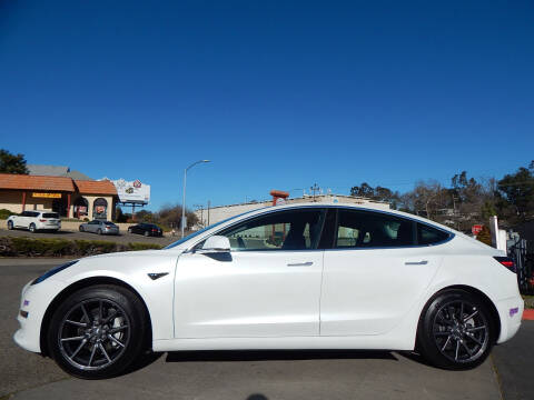 2019 Tesla Model 3 for sale at Direct Auto Outlet LLC in Fair Oaks CA