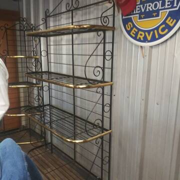 BAKERS RACK for sale at BENHAM AUTO INC - Peace of Mind Treasures and More Store in Lubbock TX