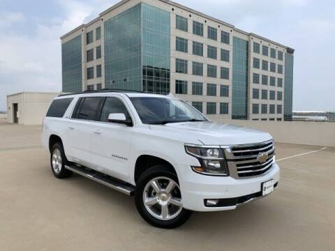 2016 Chevrolet Suburban for sale at SIGNATURE Sales & Consignment in Austin TX