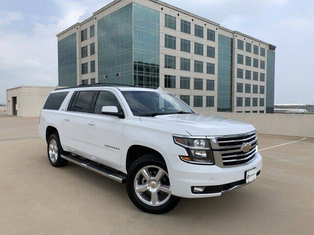 2016 Chevrolet Suburban for sale at SIGNATURE Sales & Consignment in Austin TX
