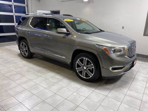 2019 GMC Acadia for sale at Harr's Redfield Ford in Redfield SD