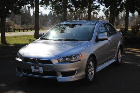 2014 Mitsubishi Lancer for sale at Top Gear Motors in Lynnwood WA