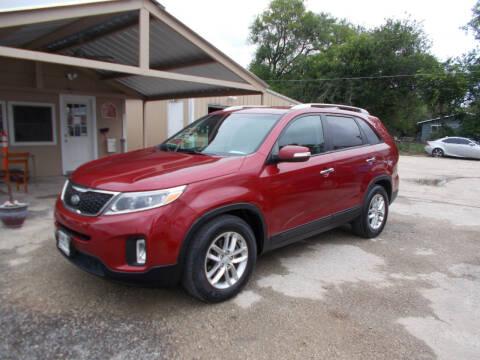 2014 Kia Sorento for sale at DISCOUNT AUTOS in Cibolo TX
