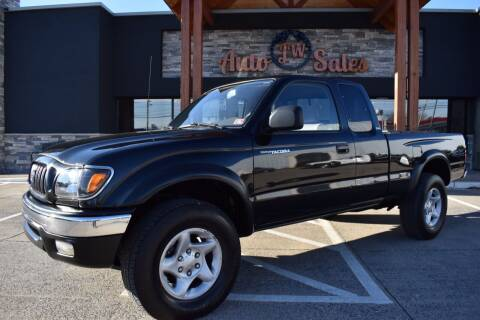 2003 Toyota Tacoma for sale at JW Auto Sales LLC in Harrisonburg VA