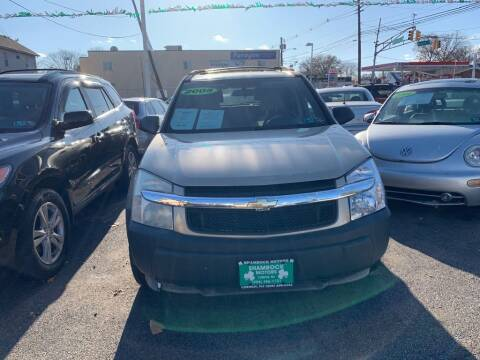 2005 Chevrolet Equinox for sale at Park Avenue Auto Lot Inc in Linden NJ