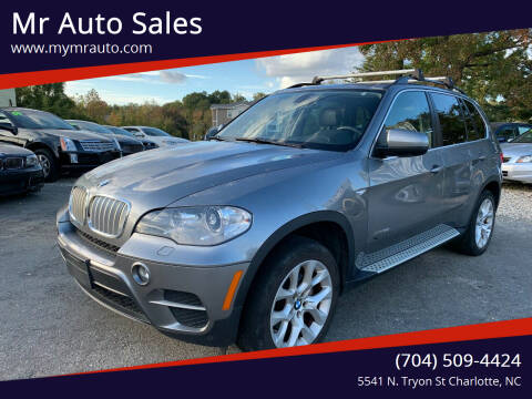 2013 BMW X5 for sale at Mr Auto Sales in Charlotte NC