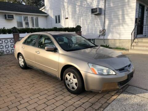 2005 Honda Accord for sale at Cars With Deals in Lyndhurst NJ