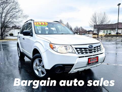2013 Subaru Forester for sale at Bargain Auto Sales in Garden City ID
