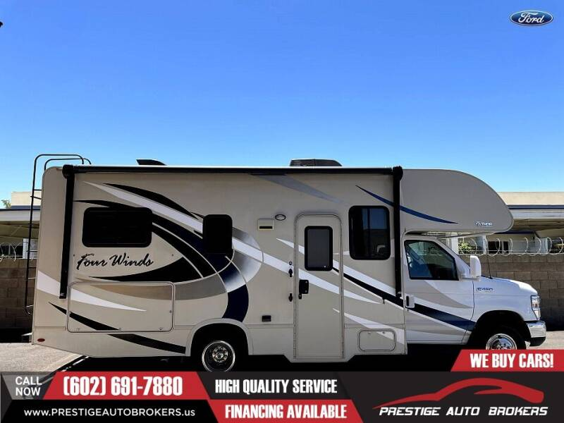 2017 Ford E-Series Chassis for sale in Phoenix, AZ