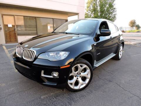 2014 BMW X6 for sale at PK MOTORS GROUP in Las Vegas NV