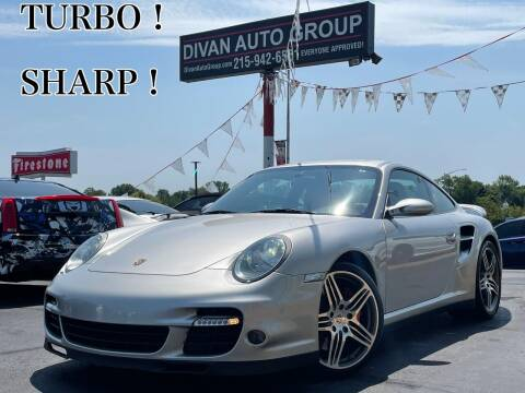 2007 Porsche 911 for sale at Divan Auto Group in Feasterville Trevose PA
