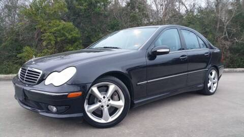 2006 Mercedes-Benz C-Class for sale at Houston Auto Preowned in Houston TX