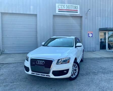 2011 Audi Q5 for sale at CTN MOTORS in Houston TX