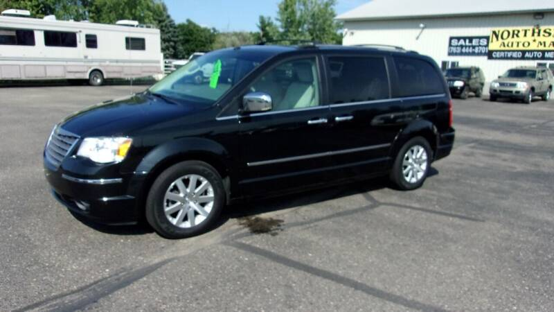 2008 Chrysler Town and Country for sale at North Star Auto Mall in Isanti MN