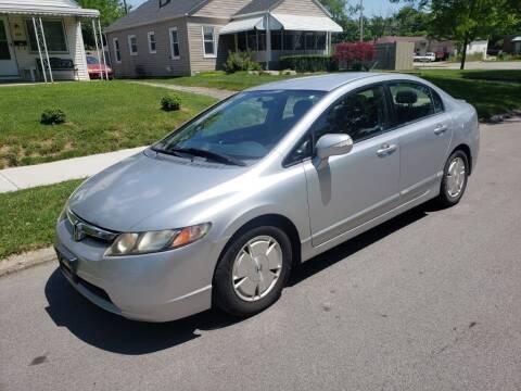 2007 Honda Civic for sale at REM Motors in Columbus OH