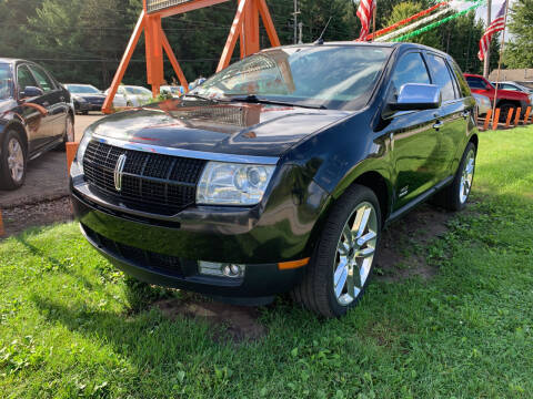 2010 Lincoln MKX for sale at CARS R US in Caro MI