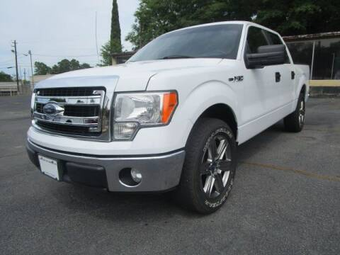 2013 Ford F-150 for sale at Lewis Page Auto Brokers in Gainesville GA