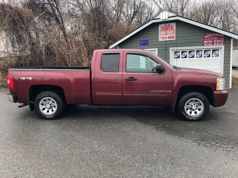 2009 Chevrolet Silverado 1500 for sale at KMK Motors in Latham NY