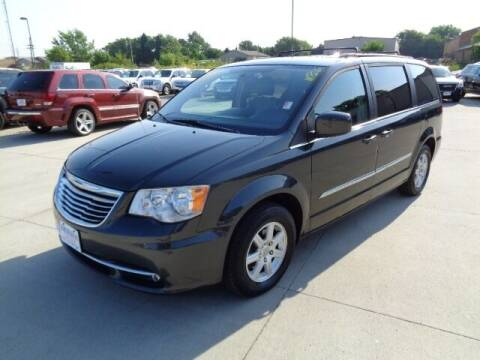 2012 Chrysler Town and Country for sale at De Anda Auto Sales in Storm Lake IA