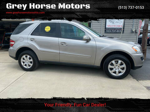 2006 Mercedes-Benz M-Class for sale at Grey Horse Motors in Hamilton OH