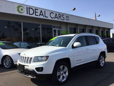 2016 Jeep Compass for sale at Ideal Cars East Mesa in Mesa AZ