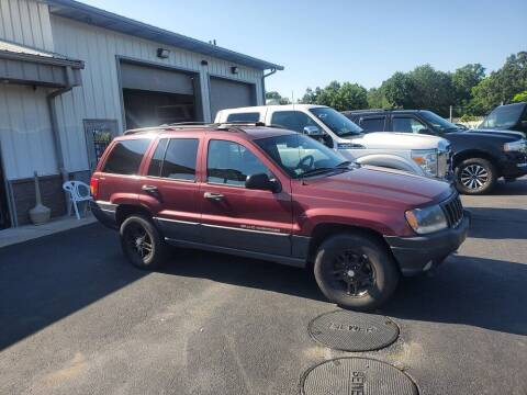1999 Jeep Grand Cherokee for sale at Route 106 Motors in East Bridgewater MA