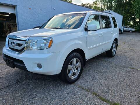 2009 Honda Pilot for sale at Devaney Auto Sales & Service in East Providence RI