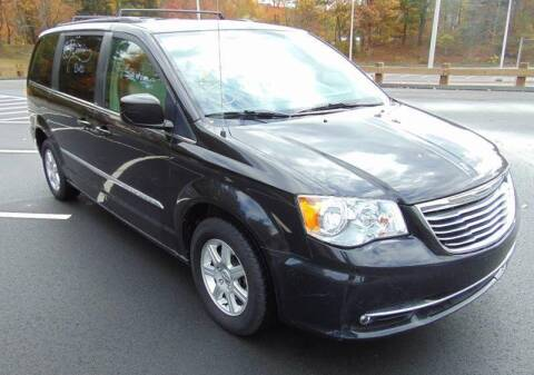 2013 Chrysler Town and Country for sale at Lakewood Auto in Waterbury CT