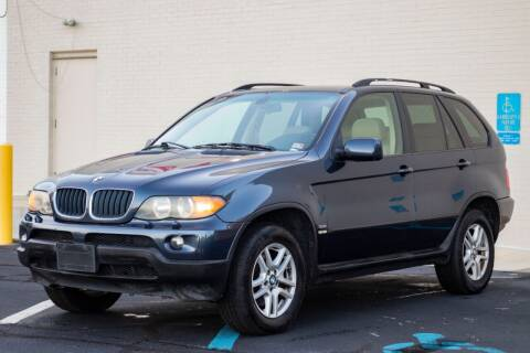 2005 BMW X5 for sale at Carland Auto Sales INC. in Portsmouth VA