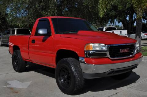 2000 GMC Sierra 1500 for sale at STEPANEK'S AUTO SALES & SERVICE INC. in Vero Beach FL