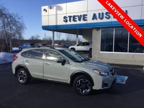 2017 Subaru Crosstrek for sale at Austins At The Lake in Lakeview OH