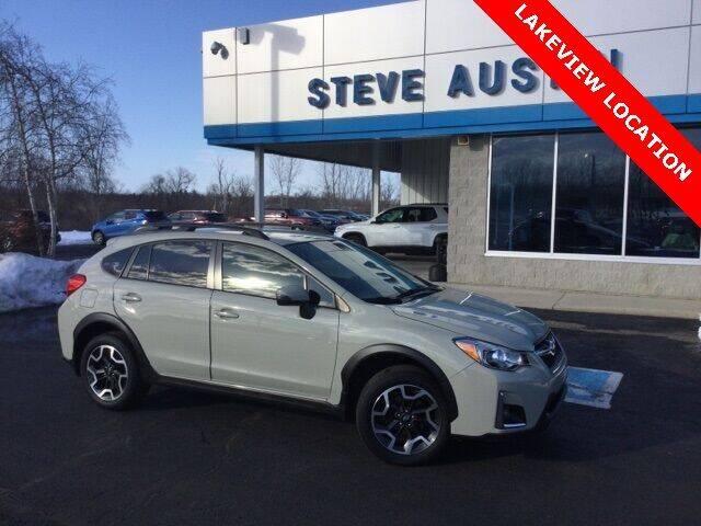 2017 Subaru Crosstrek for sale at Austins At The Lake in Lakeview OH