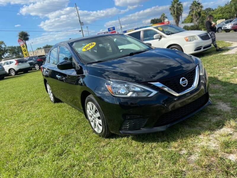 2016 Nissan Sentra for sale at Unique Motor Sport Sales in Kissimmee FL