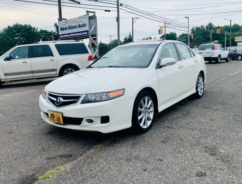 2006 Acura TSX for sale at New Wave Auto of Vineland in Vineland NJ