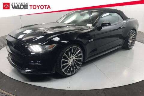 2015 Ford Mustang for sale at Stephen Wade Pre-Owned Supercenter in Saint George UT