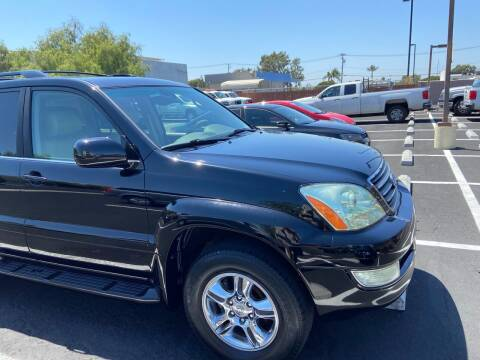 2005 Lexus GX 470 for sale at Coast Auto Motors in Newport Beach CA
