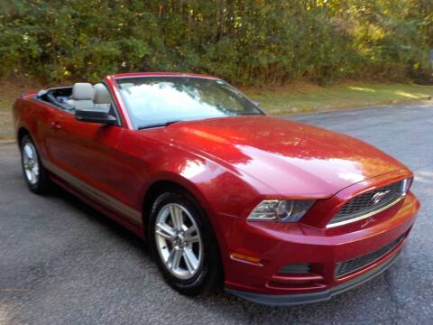 2013 Ford Mustang for sale at Salton Motor Cars in Alpharetta GA