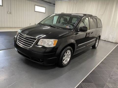 2010 Chrysler Town and Country for sale at Monster Motors in Michigan Center MI
