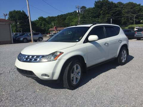 2004 Nissan Murano for sale at Wholesale Auto Inc in Athens TN