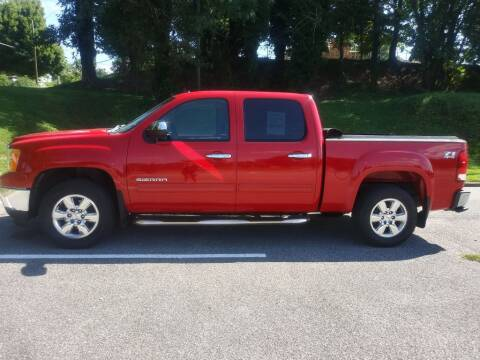 2013 GMC Sierra 1500 for sale at Thompson Auto Sales Inc in Knoxville TN