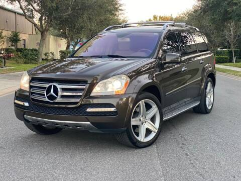 2012 Mercedes-Benz GL-Class for sale at Presidents Cars LLC in Orlando FL