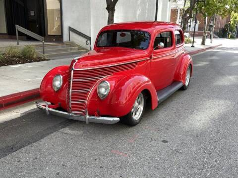 1938 Ford HUMPBACK STREET ROD for sale at Vintage Car Collector in Glendale CA