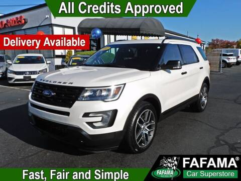 2017 Ford Explorer for sale at FAFAMA AUTO SALES Inc in Milford MA