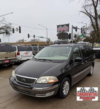 2003 Ford Windstar for sale at Corridor Motors in Cedar Rapids IA