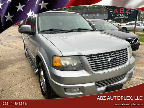 2006 Ford Expedition for sale at ABZ Autoplex, LLC in Baton Rouge LA
