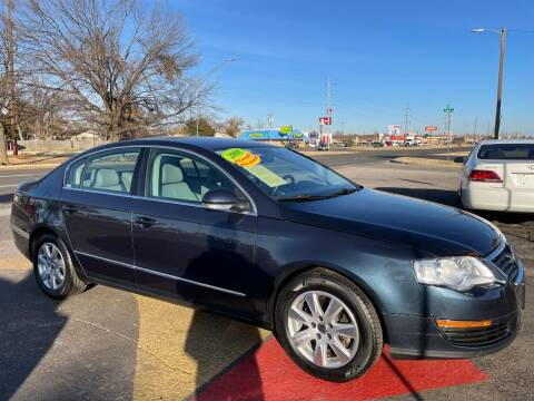 2008 Volkswagen Passat for sale at 1st Choice Auto L.L.C in Oklahoma City OK