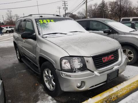 2005 GMC Envoy for sale at D & D All American Auto Sales in Mt Clemens MI