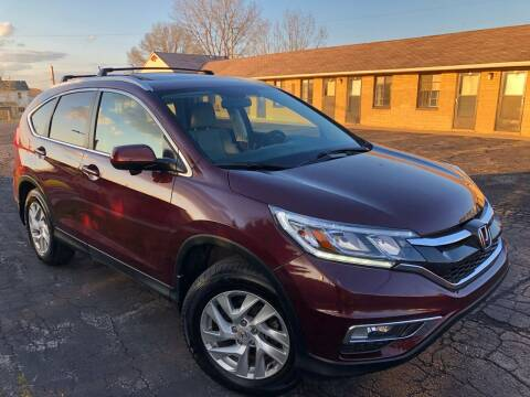 2016 Honda CR-V for sale at Wyss Auto in Oak Creek WI