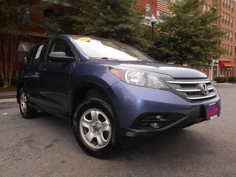 2014 Honda CR-V for sale at H & R Auto in Arlington VA